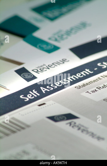Self Assessment Form Stock Photos & Self Assessment Form Stock