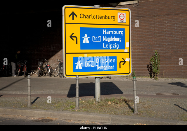 autobahn sign stock photos amp autobahn sign stock images