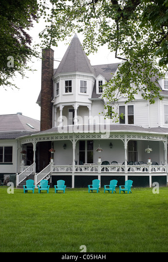 Victorian style summer houses