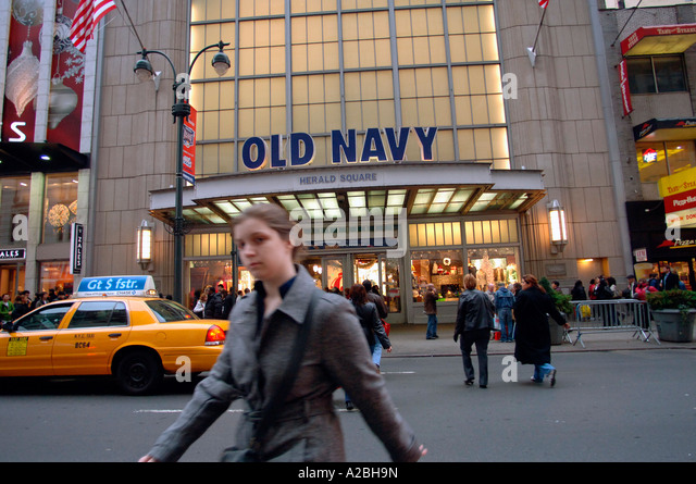 Old Navy Average Salaries in New York, NY