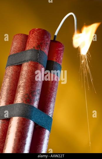Dynamite sticks...