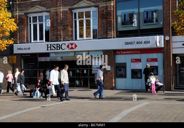 Hsbc Cambridge