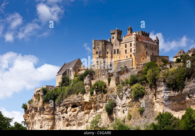 Dordogne Chateau Stock Photos Dordogne Chateau Stock