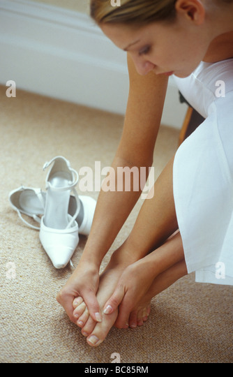 Painful Feet Stock Photos Amp Painful Feet Stock Images Alamy