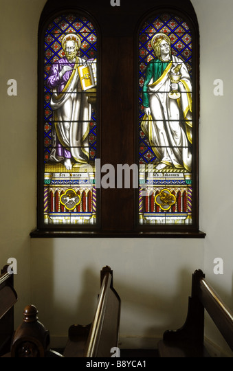 David Evans Stained Glass Windows