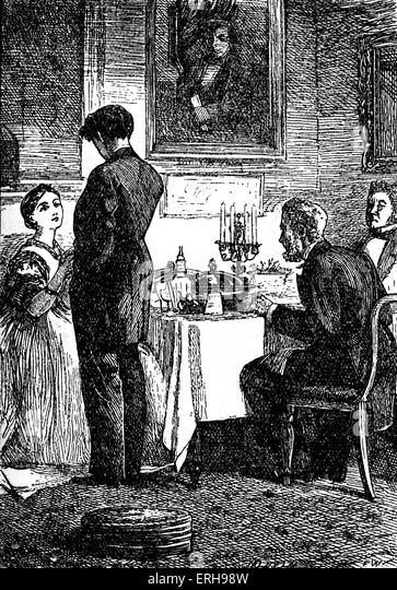 the irony in hard times by charles dickens Dickens presents himself as a satirist in hard times using powerful irony, bitter sarcasm, and ridiculous languages in various situations satire and irony have in general a moral and corrective purpose.