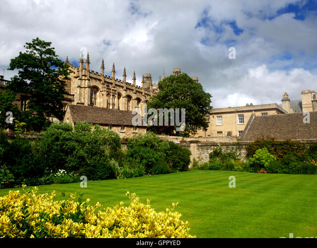 Oxford Cathedral Stock Photos Oxford Cathedral Stock Images Alamy