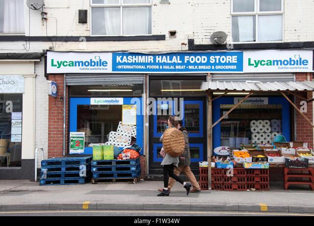 Asian Food Store Sheffield