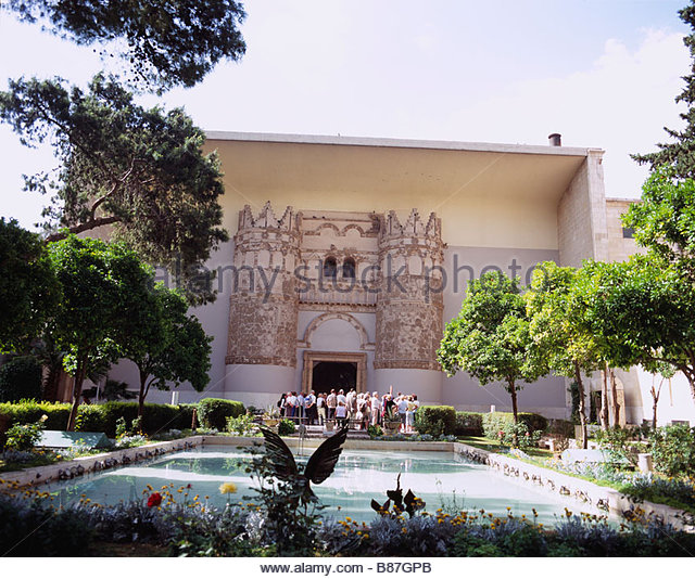 National Museum Damascus Stock Photos & National Museum ...