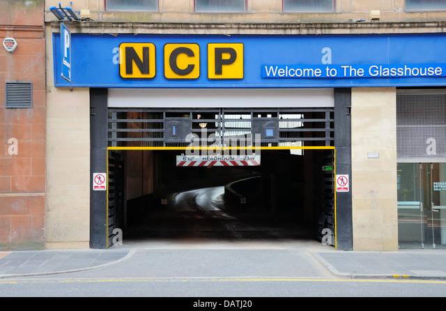 Car Parking Deansgate