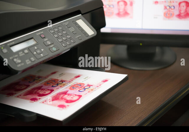 paper for printing fake money How inkjet printers are changing the art of counterfeit money $100 on a hewlett-packard printer by printing tiny red and blue lines on their paper.
