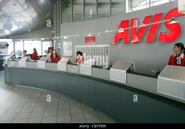 Avis Car Hire Sanford Airport Florida