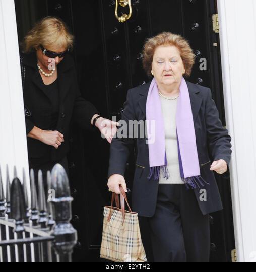 Mark And Carol Thatcher