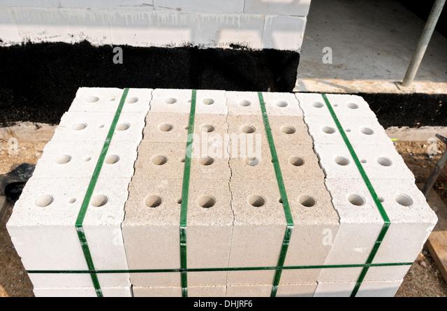 Sand Lime Bricks : Sand lime brick stock photos