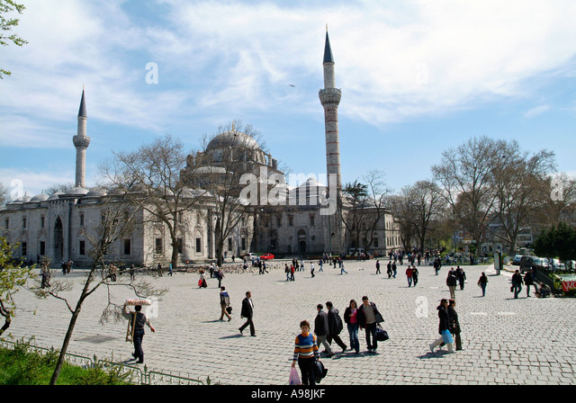 Beyazit Square Stock Photos & Beyazit Square Stock Images ...