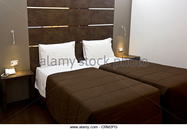 Hotel Room By Night Stock Photos Hotel Room By Night Stock