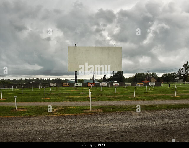 Alexandria Bay Drive In Movie Theater