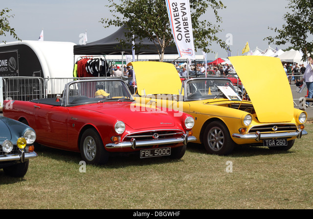 British Sport Car Show Dayton Ohio