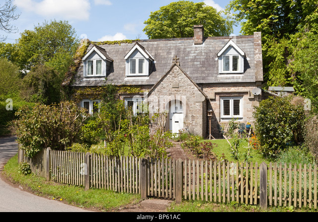 A Stone Cottage In The Forest Of Dean Village Hewelsfield Gloucestershire
