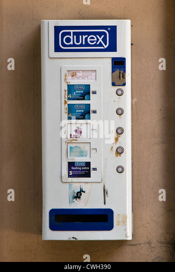 Condom Machine Stock Photos Condom Machine Stock Images Alamy