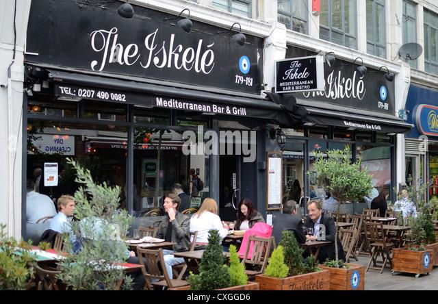 Iskele Restaurant Whitecross Street