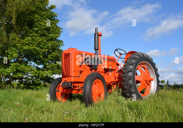 1942 Case Tractor : Dc stock photos images alamy