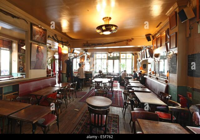 Cafe Usa Restaurant E Arrondissement Paris
