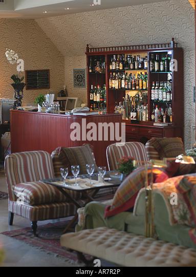 Restaurant Of Boutique Hotel Albergo Beirut Lebanon