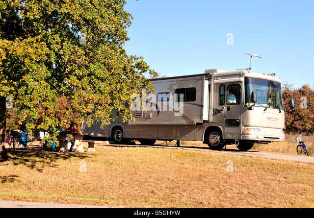 Recreational Vehicle Park Stock Photos Amp Recreational