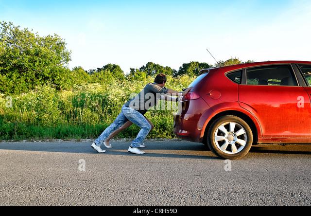 Car funny broken