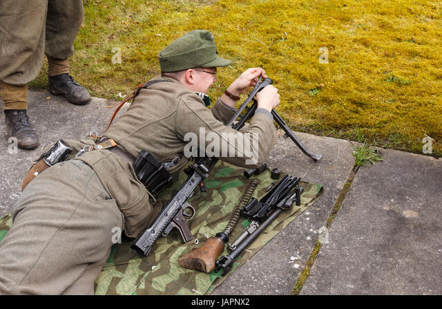 Maschinegewehr 42 Wallpaper: Mg42 Stock Photos & Mg42 Stock Images