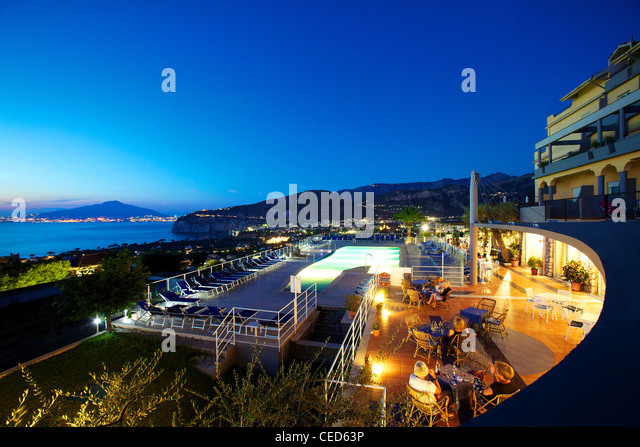 Sant agnello stock photos sant agnello stock images alamy - Hotel in sorrento italy with swimming pool ...
