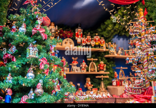 Decorations In Germany During Christmas : Rothenburg christmas stock photos
