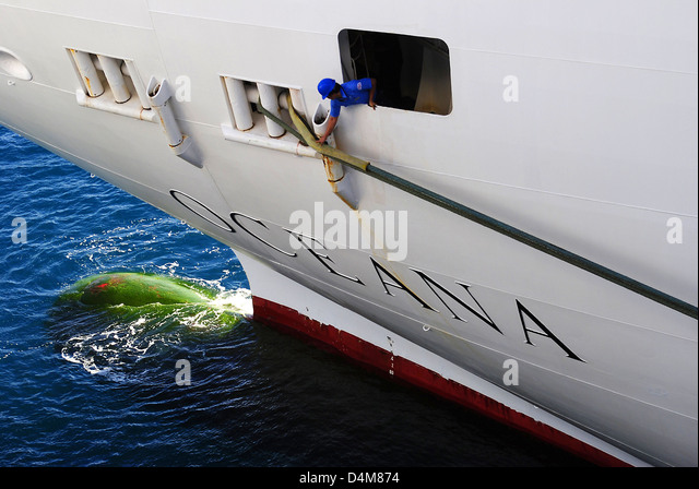Cruise Cleaning Stock Photos Cruise Cleaning Stock Images Alamy - Oceana cruise lines