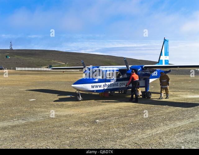 Island Plane Airport Uk Stock Photos & Island Plane Airport Uk ...