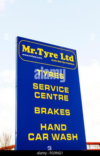 MR TIRE UK