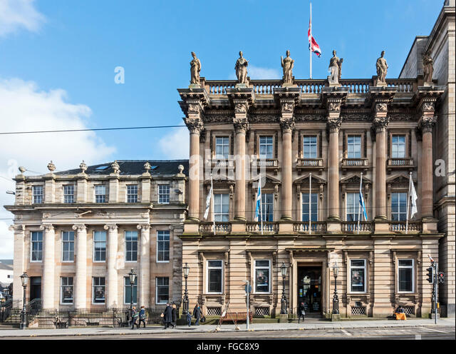 Wighton United Kingdom  City pictures : The Bank of Scotland branch in St. Andrew Square Edinburgh Scotland ...
