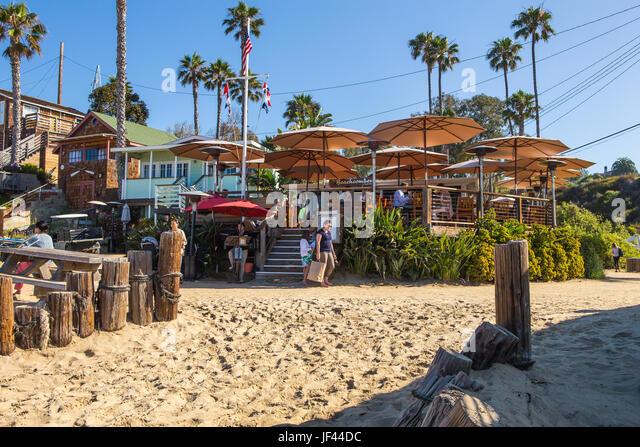 Crystal Cove State Park Beachcomber Restaurant