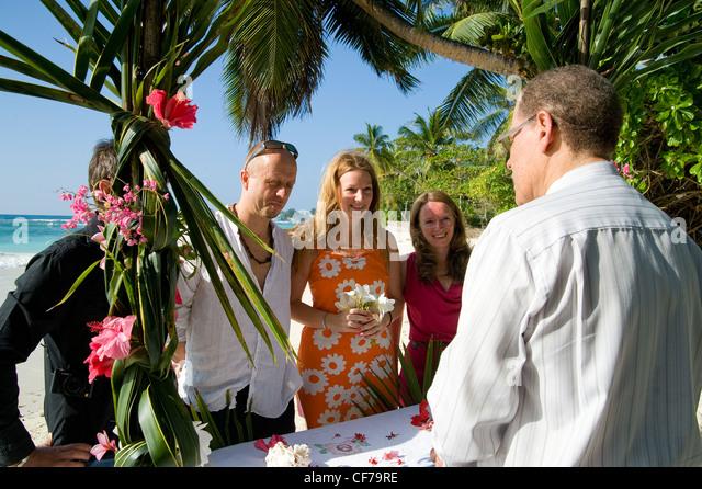 Wedding Ger Seychelle