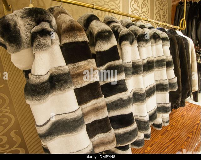 Mink Coats Stock Photos & Mink Coats Stock Images - Alamy