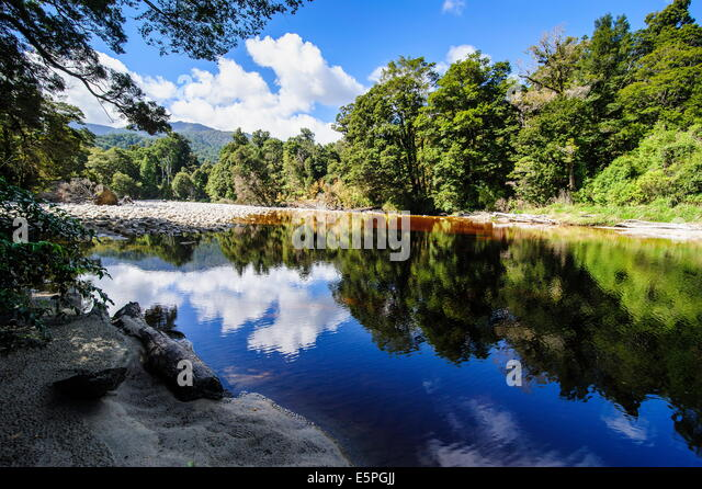 Mirror Lake Karamea Reversadermcreamcom
