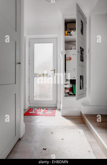Open Front Door From Inside front door uk open stock photos & front door uk open stock images