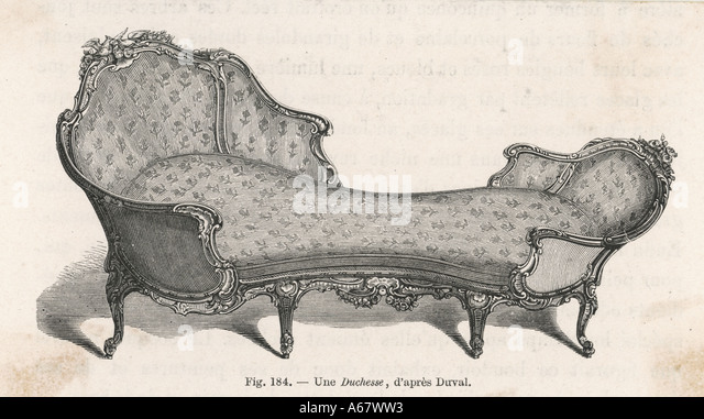 Chaise longue french stock photos chaise longue french for Chaise longue france
