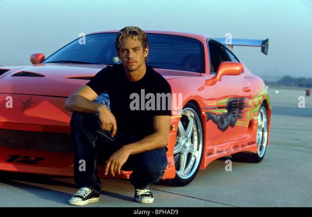 Fast And Furious 2001 Paul Walker Paul Walker 200...