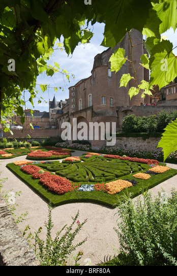 Palace gardens terrace stock photos palace gardens for Jardin 4 saisons albi
