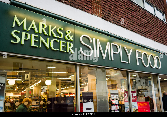 Marks And Spencer Food Delivery U