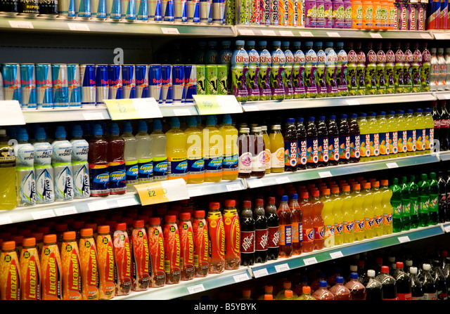 Soft Drinks in the United Kingdom