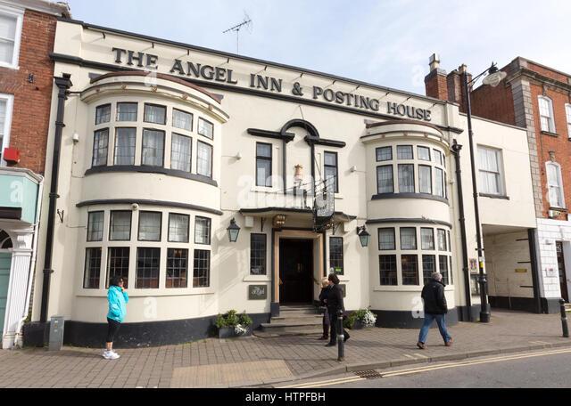 Angel Inn Hotel Pershore