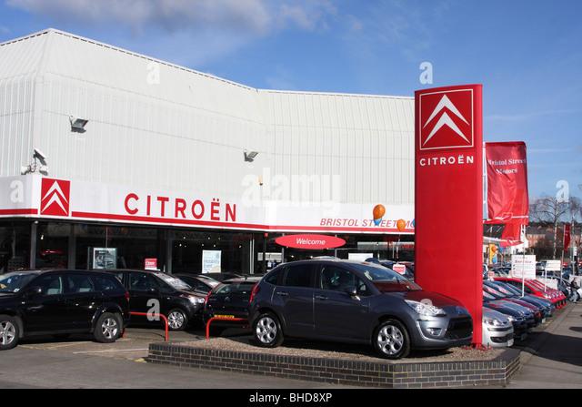Citroen car stock photos citroen car stock images alamy for Garage citroen saint remy de provence