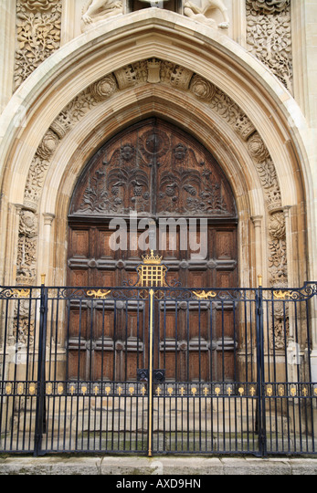 \u0027Kings College Chapel Cambridge\u0027 Main Chapel doors. - Stock Image \u0027 : door kings - Pezcame.Com